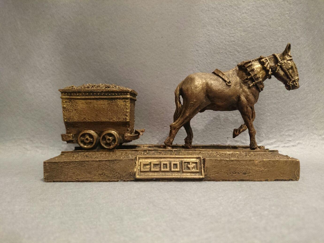 Esculturas y moldes Numa regalos de empresa