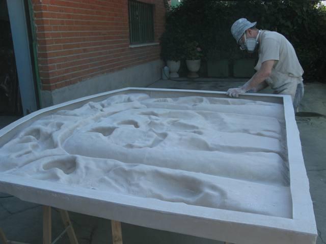 molde gran formato