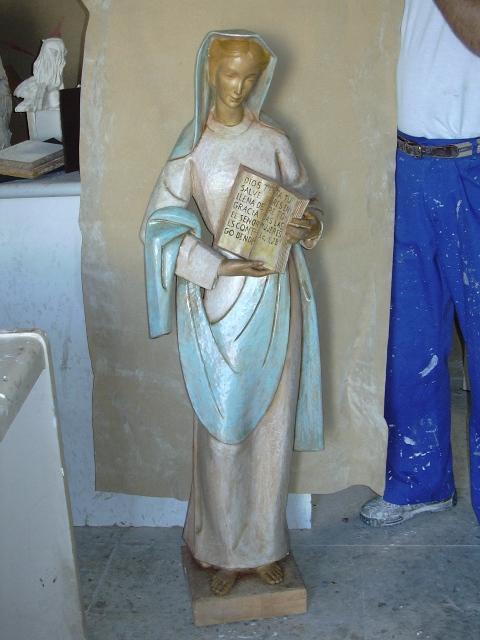 Arte Sacro- Virgen