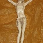 Arte Sacro cristo sin cruz