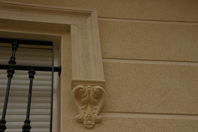 esculturas y moldes numa piezas arquitectonicas
